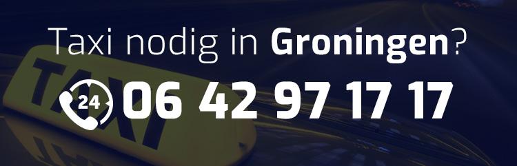 Taxi Groningen Taxibedrijf