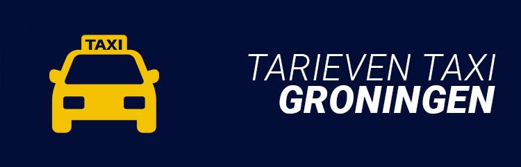 tarieven taxi groningen