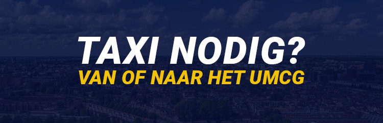 Taxi UMCG Groningen